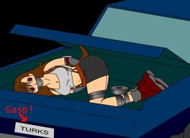 Tifa in the Trunk by Fusilli-Jerry
