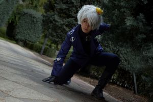 No piety- Prussia cosplay by Voldiesama