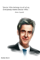 Capaldi by LivingAliveCreator