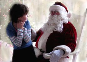 Discussion with Santa II by Foxytocin