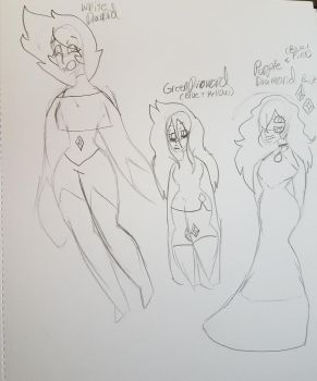 Diamond traditional adopts 2 closed by ecatg