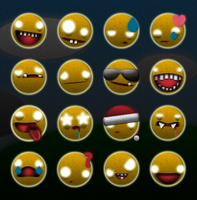 Retarded Emotes Icon Pack by ShootaB