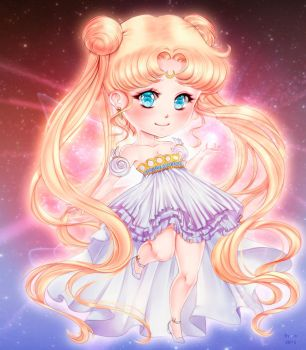 Chibi Princess Serenity by Lio-Sun