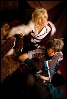 MtO: Choose your Prince by christie-cosplay