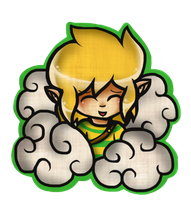 Head in the Clouds by Jrynkows