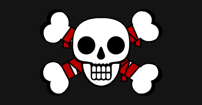The Redscarf Pirates' Flag by Padsta108