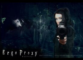 Ergo Proxy Cosplay by DeaDx-x