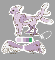 Pink griff design Auction!! OPEN by DesmodiaDesigns