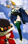 Mirajane Sayla vs Eileen / Fairy tail 456 + 491 by Mirajanee