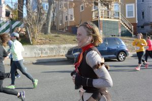 2015 Gobble Turkey Run, All Smiles by Miss-Tbones