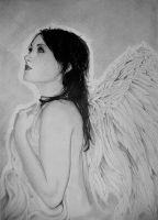 Angel by Pencil-Stencil