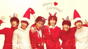 :2PM - merry christmas: by bevarde