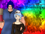 Happy Valentine's Day - Braully and Etain by Requiem-of-Ice