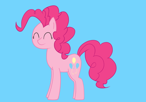 Pinkie Pie by greseres