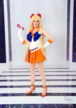 Sailor Venus II by Dessi-Desu