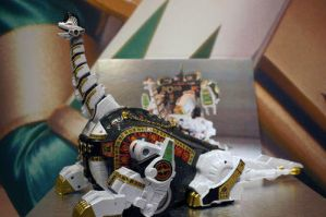 MMPR - Legacy Titanus! by ryanthescooterguy