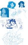 Homestuck - Sketch collection by CelesJessa