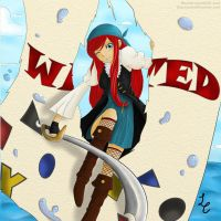 Wanted Pirate by LovelessCrosseria