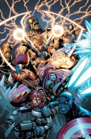Guardians 3000 #8 by Sandoval-Art