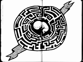 Labyrinth of Life by Geck0o0