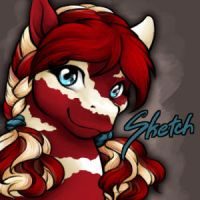 Braided Sketch by ClemiKinkajou