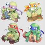 TMNT 2012 by tamaume