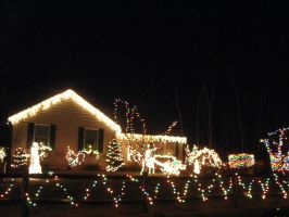 Christmas in Laconia 13 by crazygardener