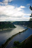 Middle Rhine Valley by pinguinette
