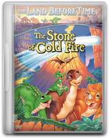 The Land Before Time: The Stone Of Cold Fire by Movie-Folder-Maker