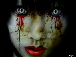 Bloody Tears by Maybe-i-KIll-you
