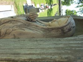 Statue 2 by AsherStock