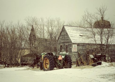 On The Farm by nowhere-usa