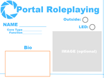 Portal Roleplaying Core Registration by Kaleidoscopic-Yarn