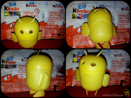 kinder suprise android by nikolass by nikolass83gianni