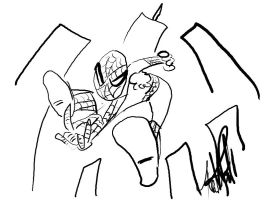 Spider-Man??? by NathanKroll