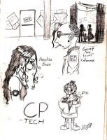 CP TECH by pondie