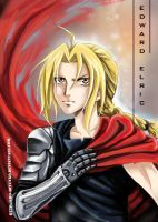 Edward Elric by sho-biyunko