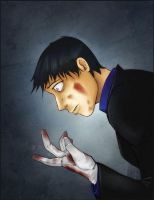FMA - Roy Mustang ZOMG by nightambre