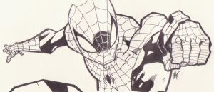 Joe Mad Spider-man Inked by spyder8108