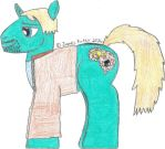 TCITW Marty, Ponified. by Rock-Raider