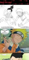 Naruto's Creativity by HardcoreYaoi