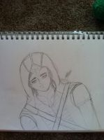 assassin's creed 3 connor wip by Artlover916
