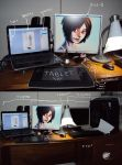 my workstation by estivador