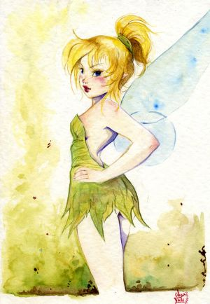 Fariy Tattoo – we all loved and faries Tinkerbell Tinkerbell Tattoo