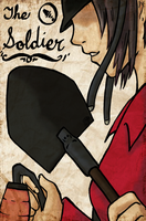 Soldier ID by Doridachi