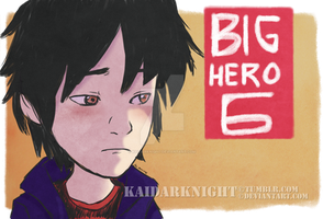 BH6: Hiro Blush by KaiDarknight