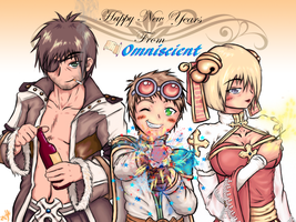 Happy New Years from Omniscient by zoesensei
