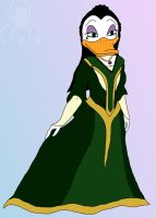 Magica De Spell Holiday Dress by LadyHexaKnight