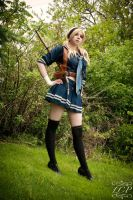SuckerPunch: Babydoll 5 by LiquidCocaine-Photos