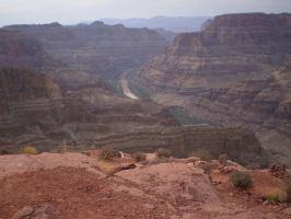 Grand Canyon by ItsAllStock